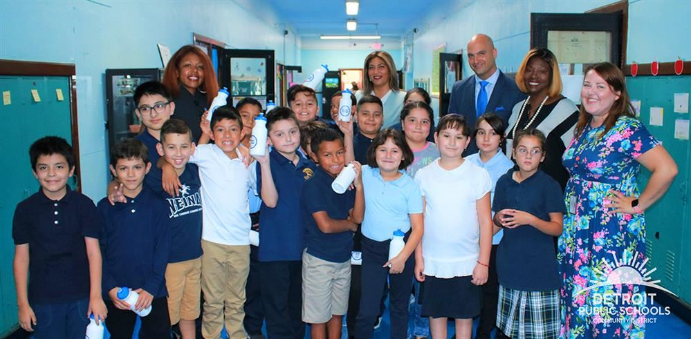 Detroit Public Schools Community District / Homepage