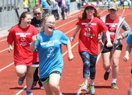 Special Olympics Local Games Field Trip