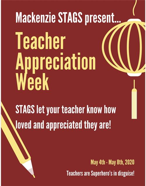 Let your teacher know how loved and appreciated they are!