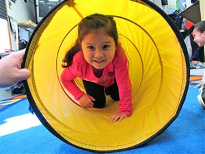 Preschoolers Get an Early Education at Maybury