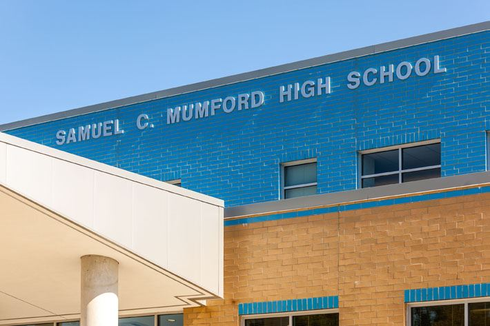 Mumford High School