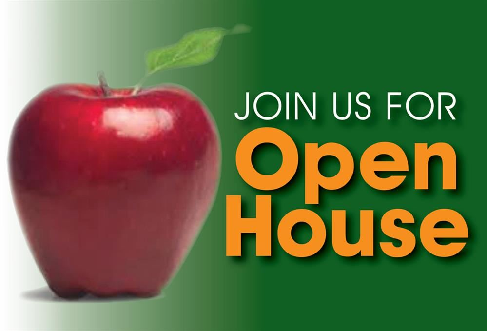 apple join us for our open house
