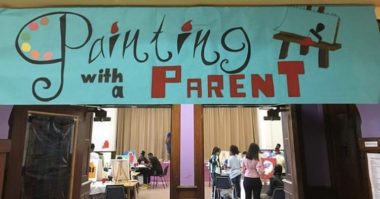 Painting With a Parent