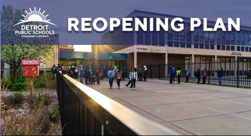 DPSCD OFFICIAL DRAFT REOPENING PLAN