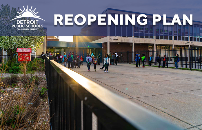 DPSCD Reopening Plan Sessions