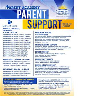 Parent Training - Supporting Online Learning
