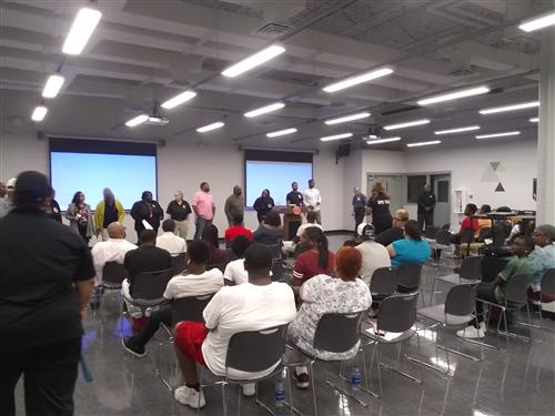 Randolph Career and Technical Center Host New Parent and Student Orientation