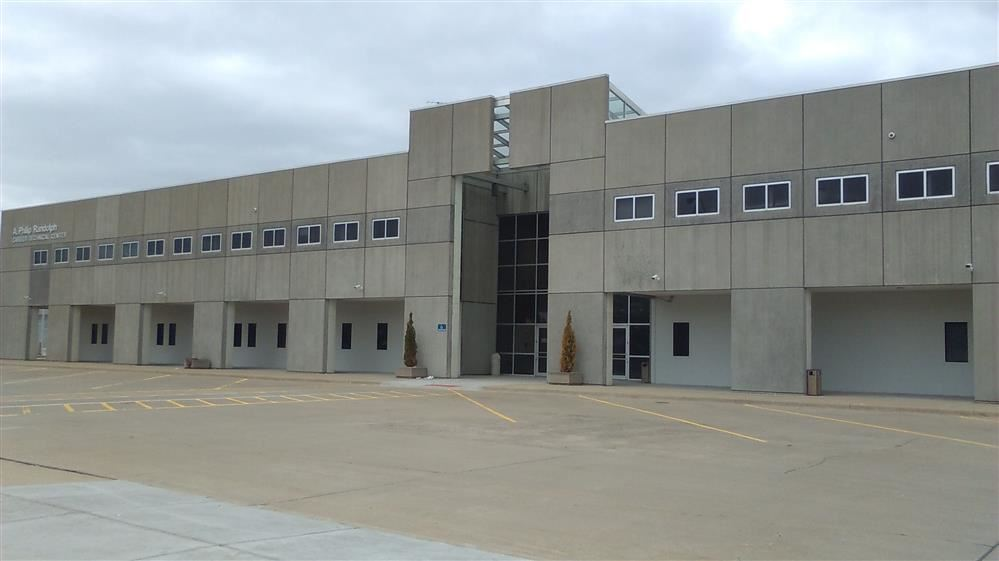Image of Randolph Career and Technical Center building