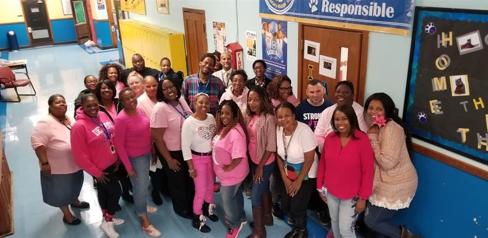 Issa Pink Out At Thirkell
