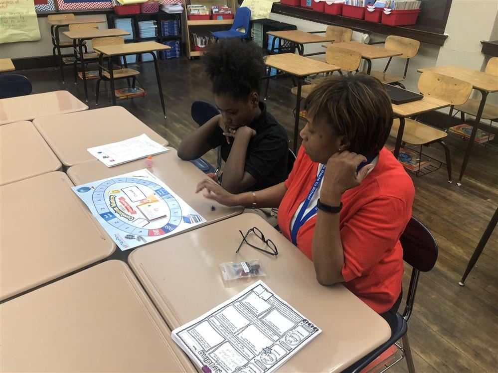 Thurgood Marshall Elementary/Middle School's Curriculum Night 2019
