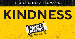 Character Trait:  Kindness