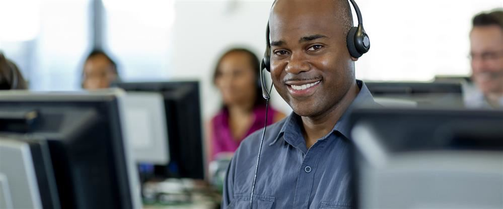 Call Center Training at Adult Education West