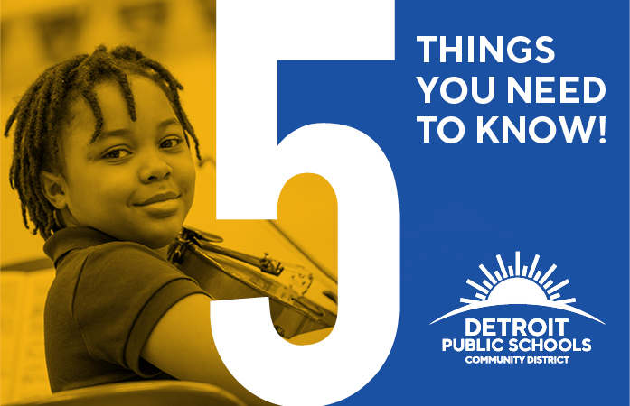 Check Out the 5 Things You Need to Know This Week!