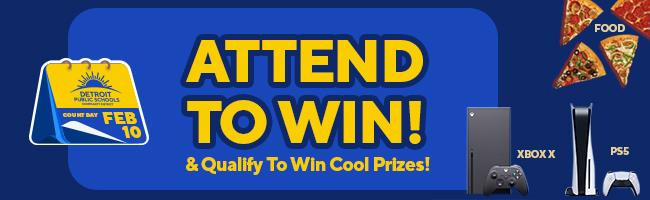attend to win