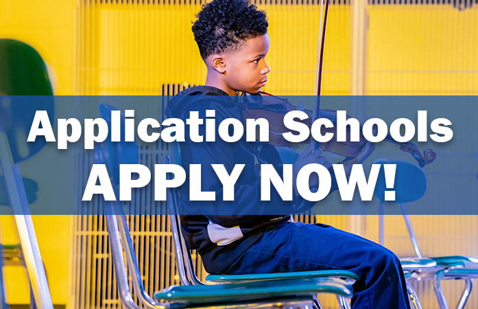 Window Now Open for Application Schools!