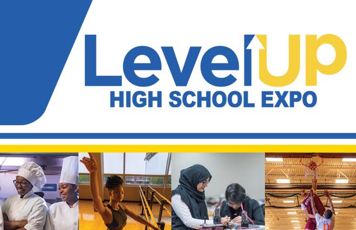 Level Up High School Expo