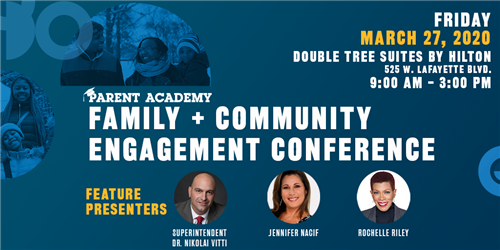 Family & Community Engagement Conference