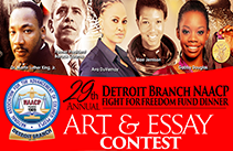 NAACP Fight for Freedom Fund Essay/Art Contest Now Open