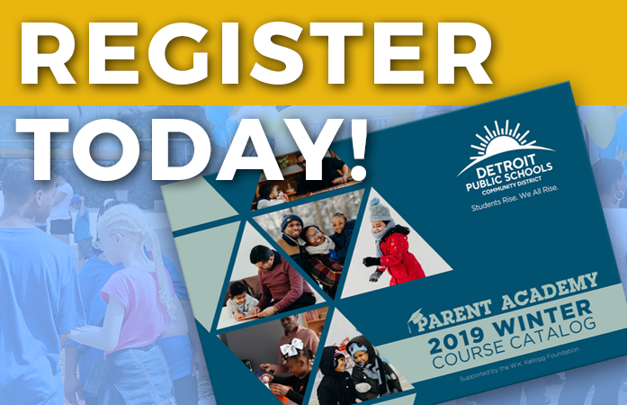 Parent Academy Course Catalog