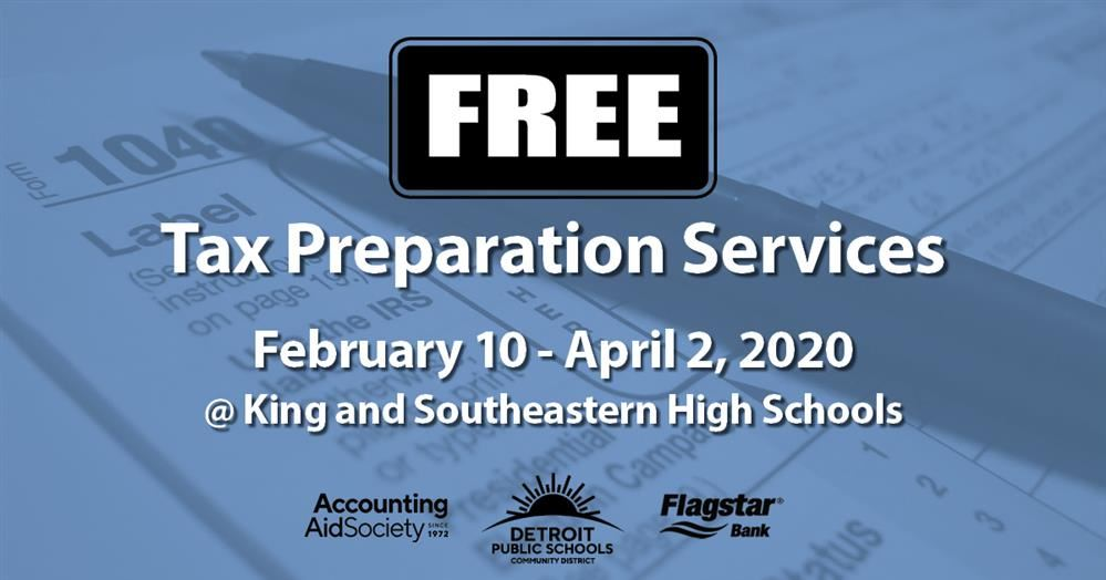 King and Southeastern Students Offering FREE, certified tax preparation services now through April 2