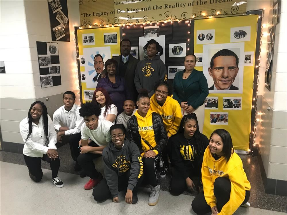 Black History Month Door Decorating Contest!