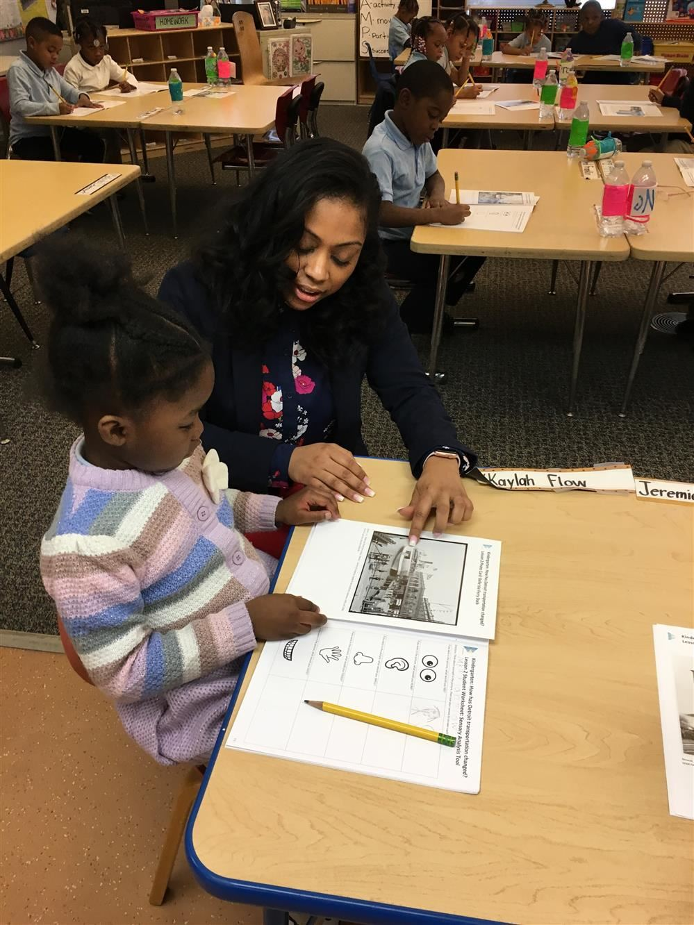 DPSCD Launches New Detroit History Curriculum for K-5 Students