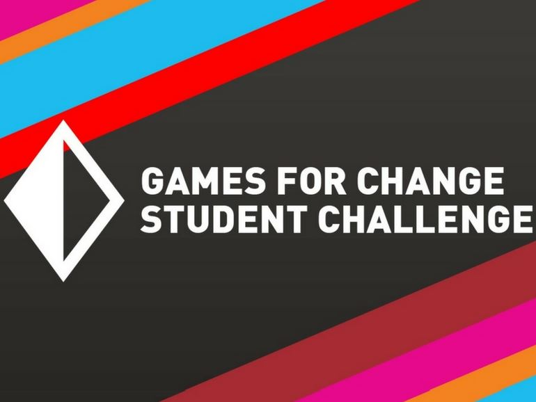 Games for Change Student Challenge Logo