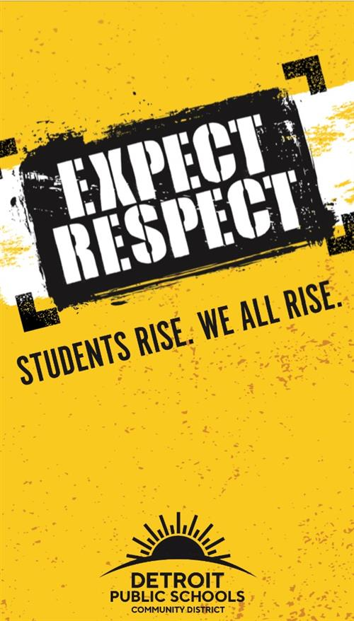 DPSCD Launches Expect Respect