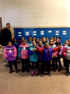 Coats for Kids from Operation Warm!!