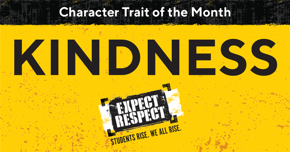 Expect Respect Character Trait Kindness