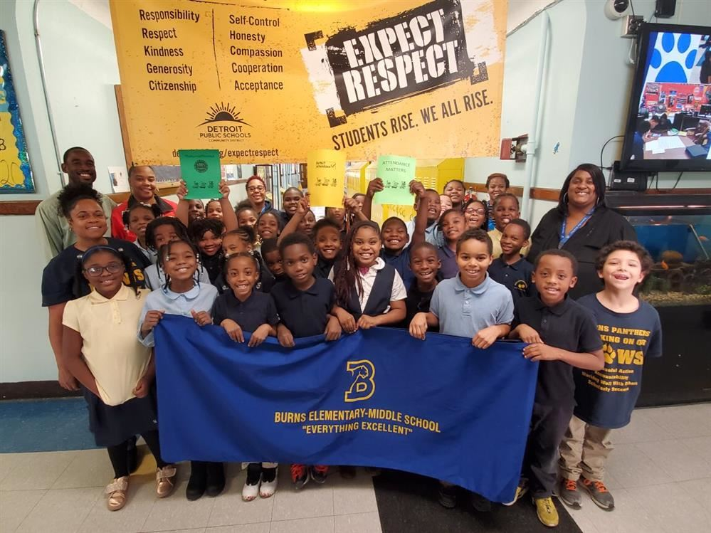 3rd Grade classes awarded for perfect attendance