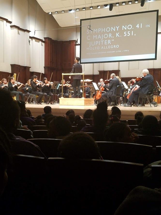 A trip to the Detroit Symphony Orchestra