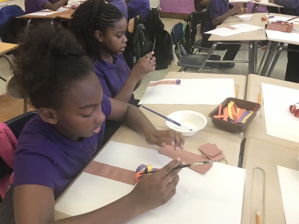 Using Art to Motivate STEM