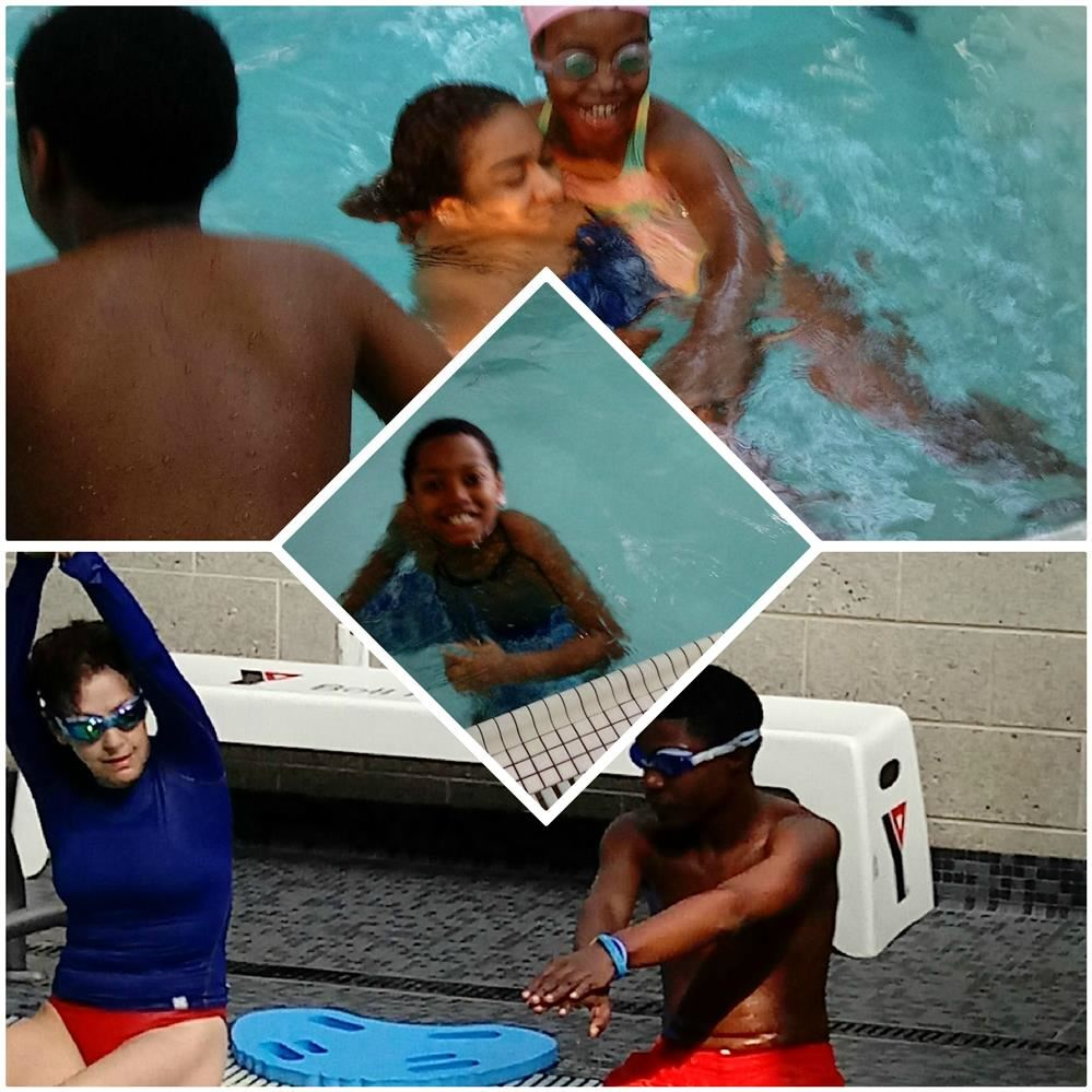 Adaptive Swimming Lessons and Water Safety