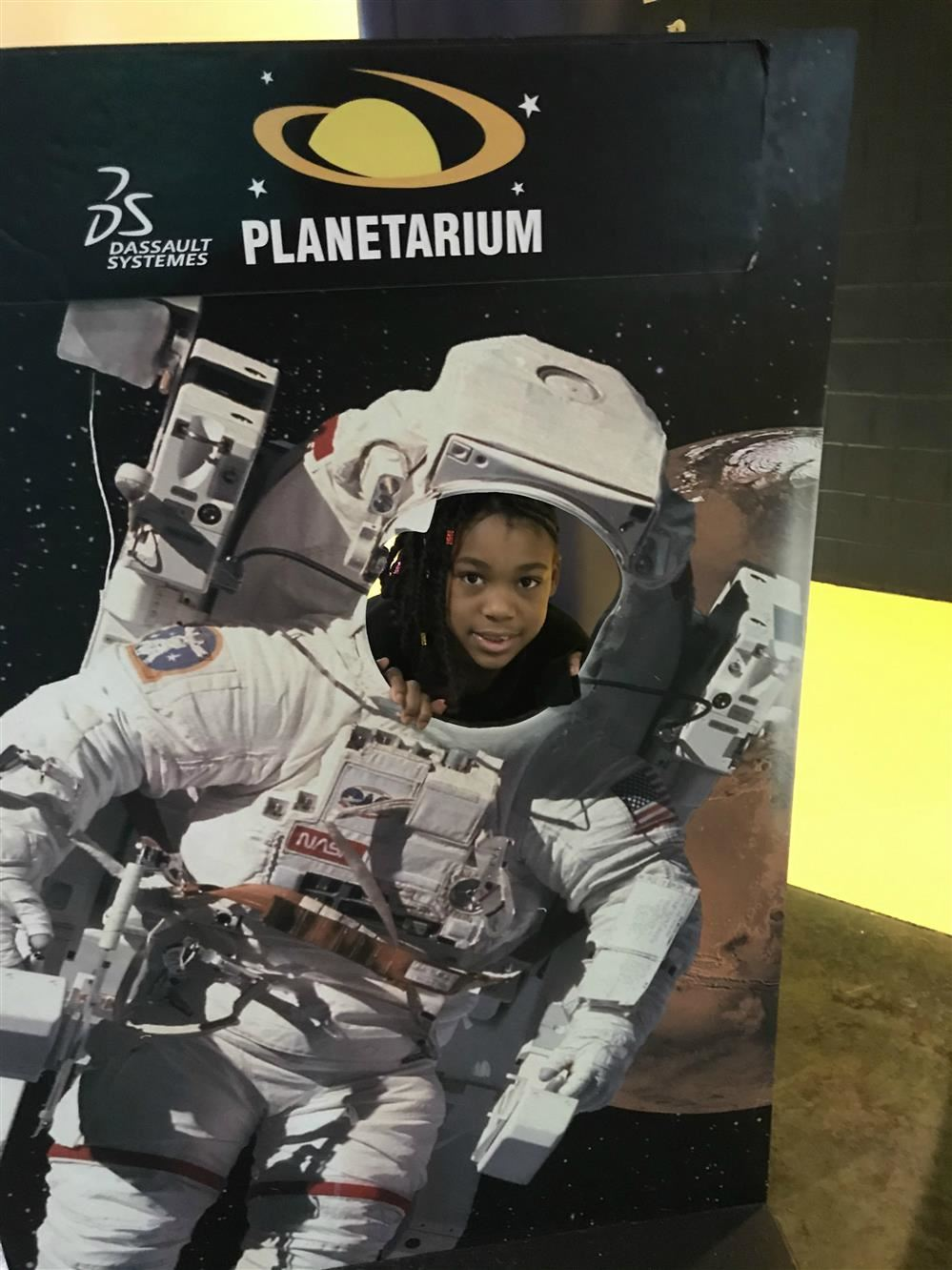 Blackwell's Fifth Graders Enjoy the Michigan Science Center