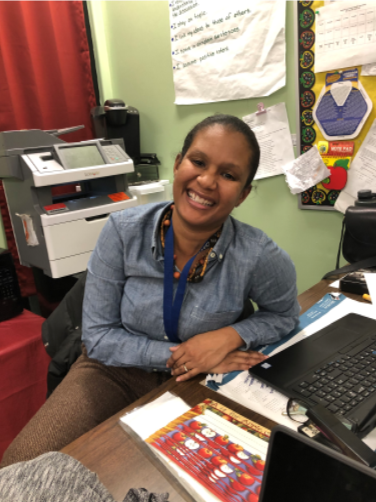 November 2018  teacher of the month