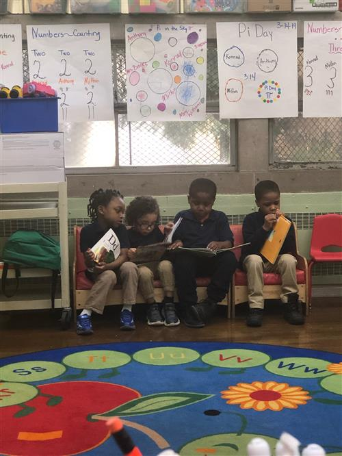 Autism spectrum disorders students reading