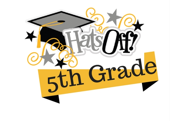 Hats Off 5th grade!