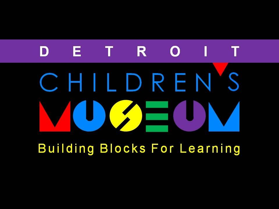 DEtroit Children's Museum logo