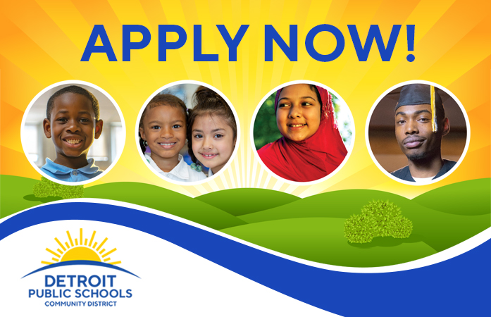 Apply Now for 2020-2021 School Year
