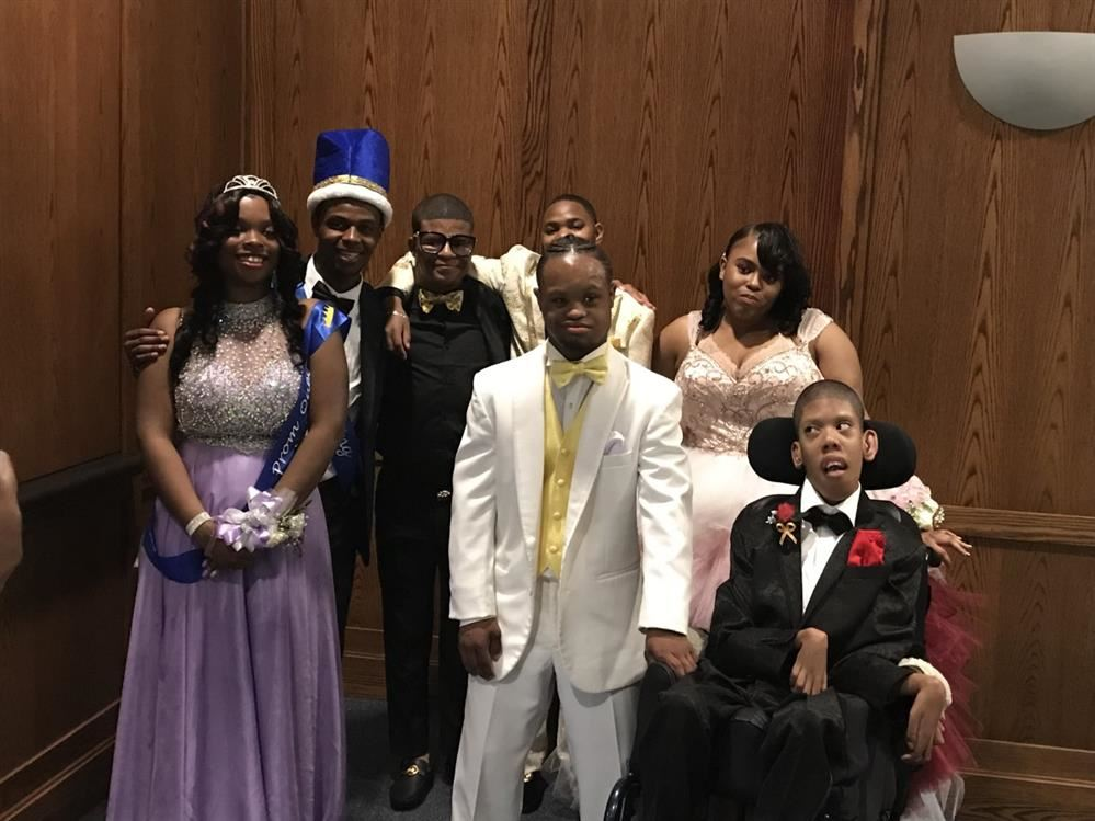 Diann Banks-Williamson's 2019 Senior Class Prom Night at the MRCC Convention Center