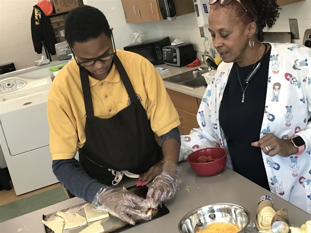 Diann Banks-Williamson Educational Center Daily Living: Cooking