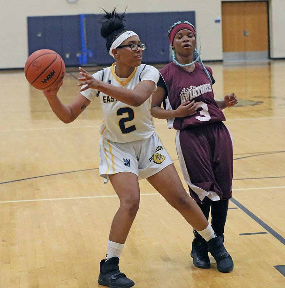 EEVPA Girl Bulldogs on the rise-Varsity Basketball team