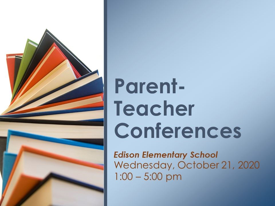 Parent Teacher Conference Flyer