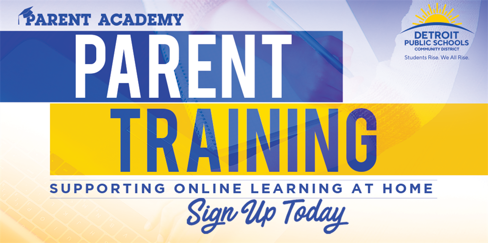 Parents - Learn to navigate online tools!