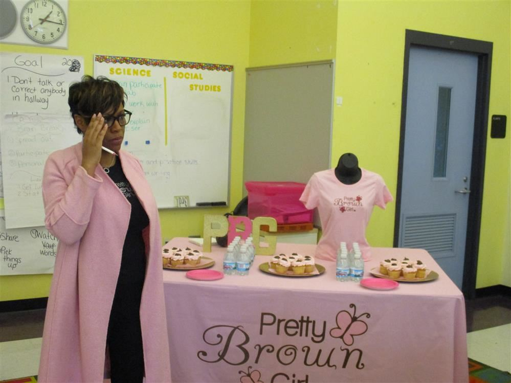 Fisher Lower launches the Pretty Brown Girl Club