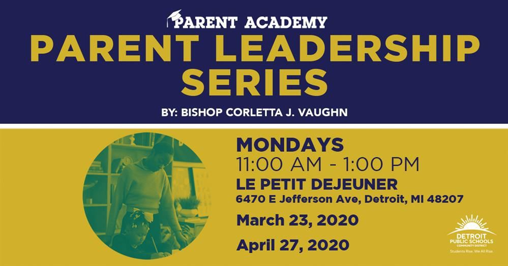 Parents Academy Class