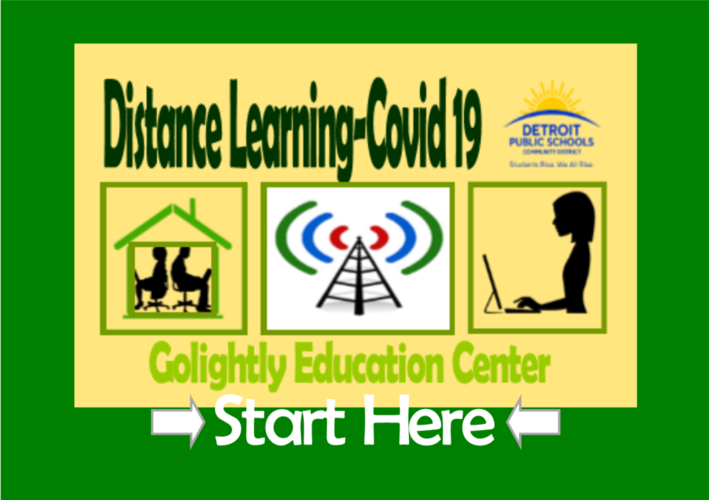 Distance Learning for GEC starts here.