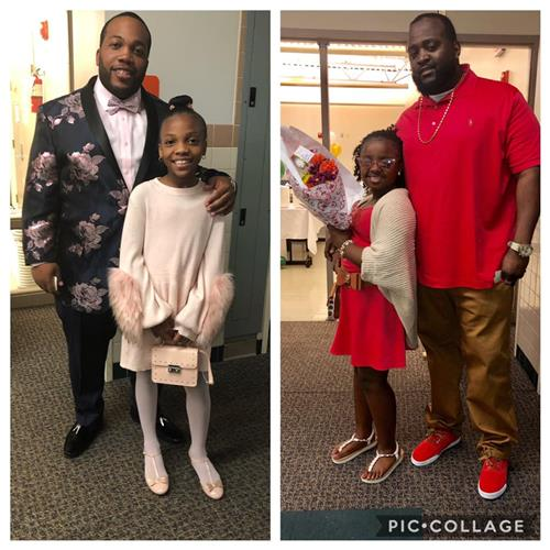Fathers and Daughters at the Annual Dance