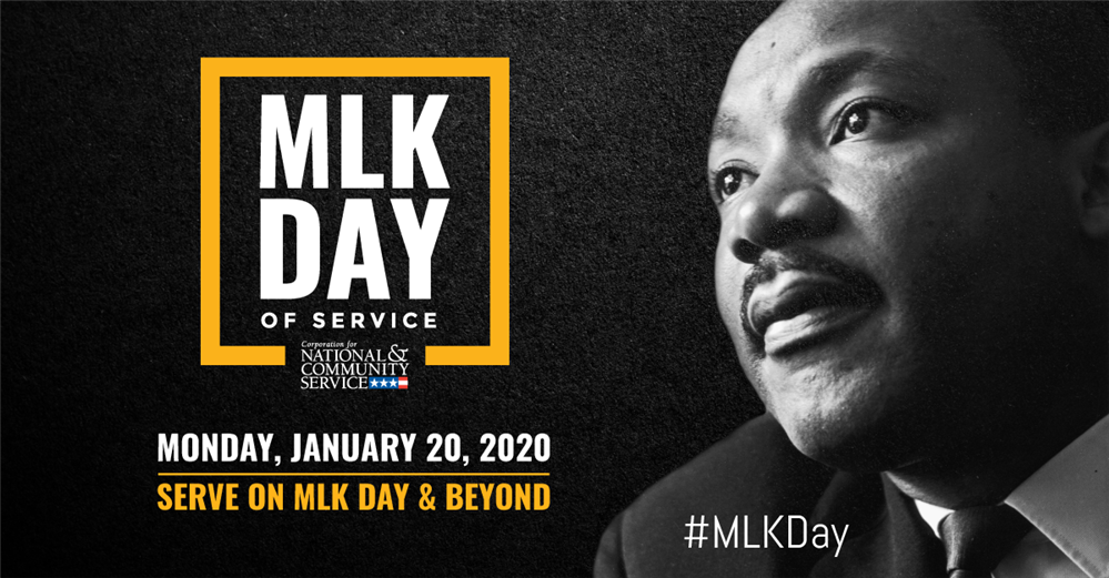 School is Closed in Observance of Martin Luther King, Jr. Day 01/20/20
